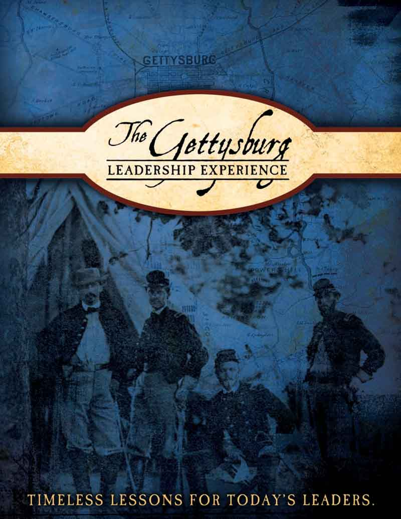 Download Gettysburg Leadership Experience Brochure